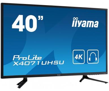 40″ ( 100cm) TFT Iiyama 4k-Auflösung
